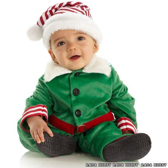 Новогодние костюмы для малышей 1 годик